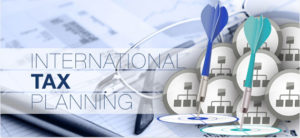 Internationl tax planning